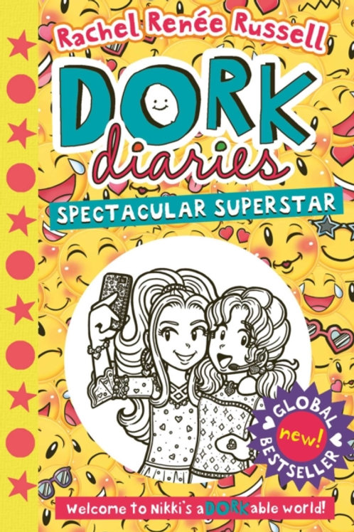 Dork Diaries: Spectacular Superstar : 14