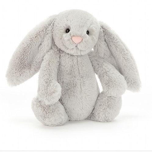 Jellycat Bashful Silver Bunny (Medium)