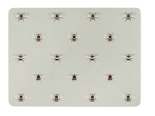 Sophie Allport Bees Placemats (Set of 4)