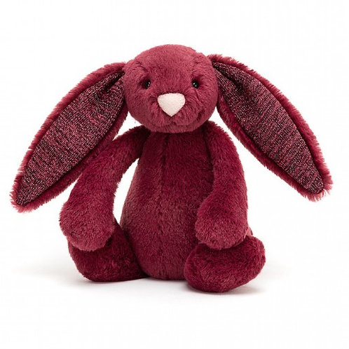 Jellycat Sparkly Cassis Bunny small