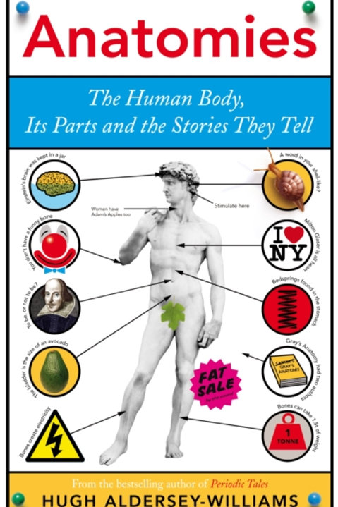 Anatomies : The Human Body, Its Parts and The Stories They Tell