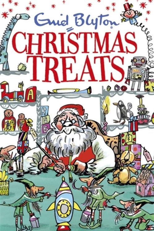 Christmas Treats : contains 29 classic Blyton tales