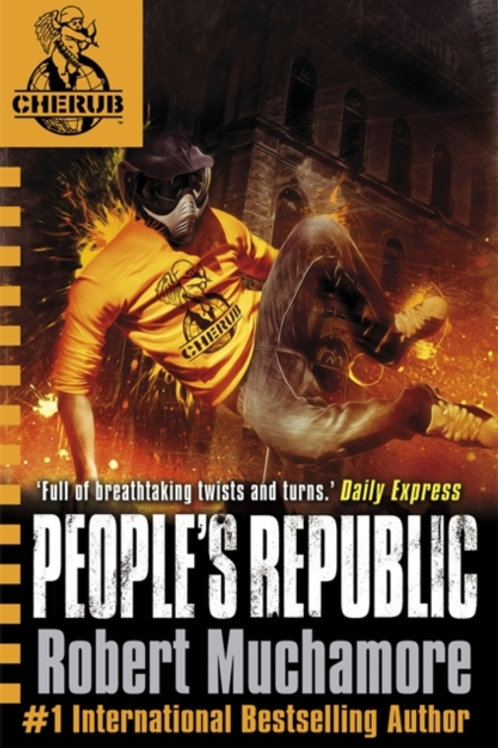 CHERUB: People's Republic : Book 13