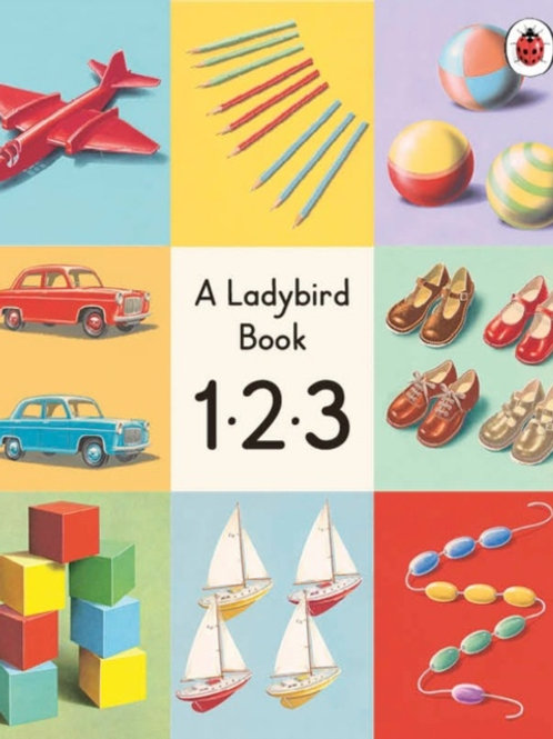 A Ladybird Book: 123 : A Vintage Gift Edition