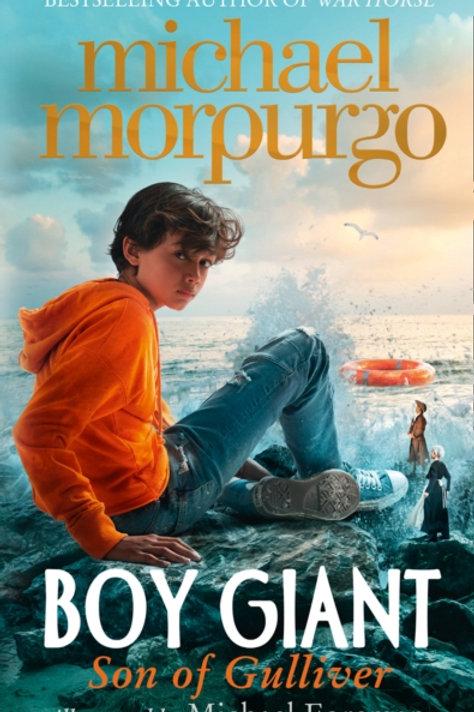 Boy Giant : Son of Gulliver