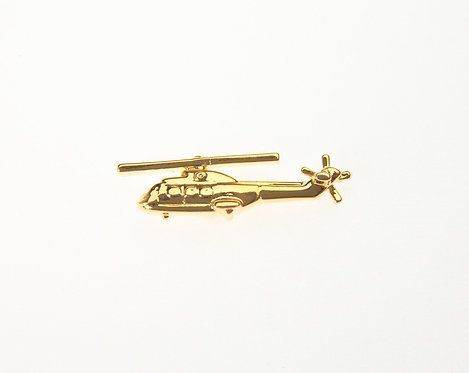 Puma Gold Plated Tie / Lapel Pin