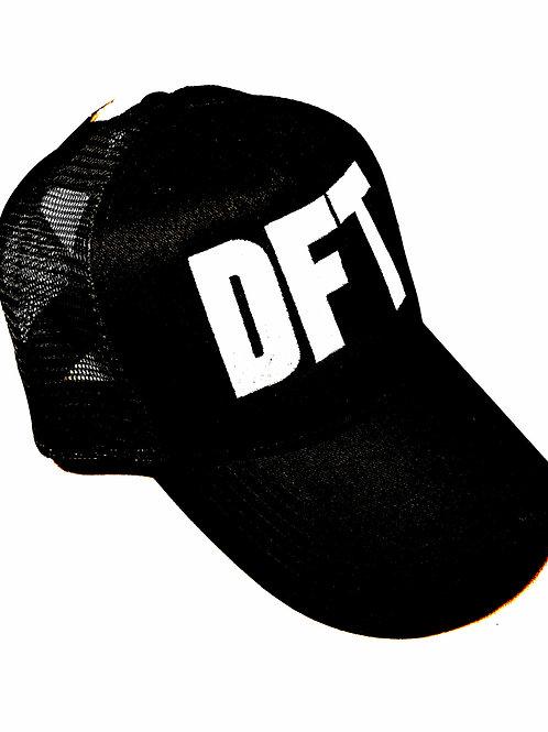 DFT Bold Text Hat