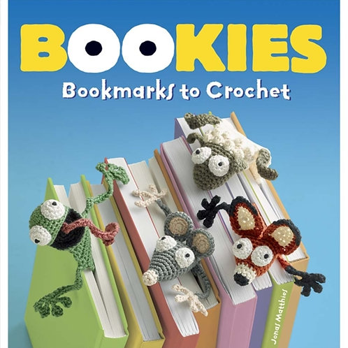 Bookies : Bookmarks to Crochet