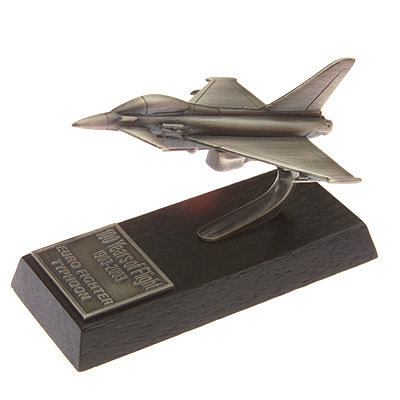 Eurofighter Typhoon Desk Model