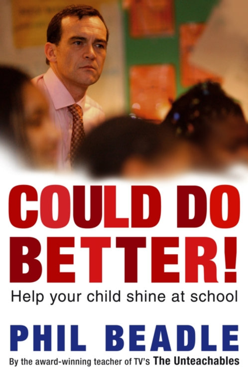 Could Do Better! : Help Your Kid Shine at School