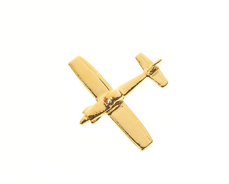 CAP 20 Gold Plated Tie / Lapel Pin