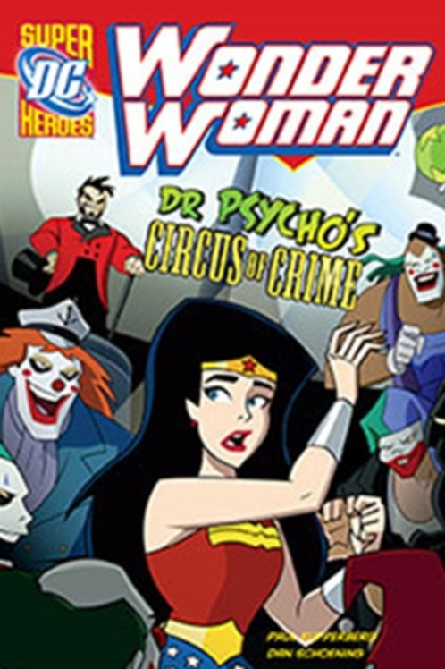 Dr Psycho's Circus of Crime