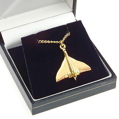 Vulcan Pendant Gold Plated