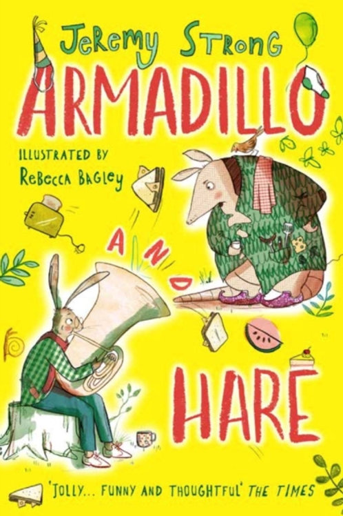 Armadillo and Hare : Small Tales from the Big Forest : 1