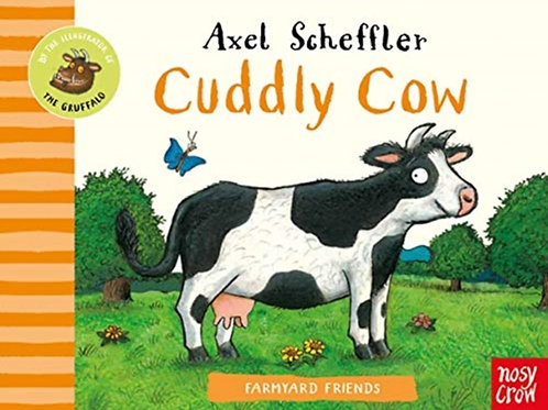Farmyard Friends: Cuddly Cow