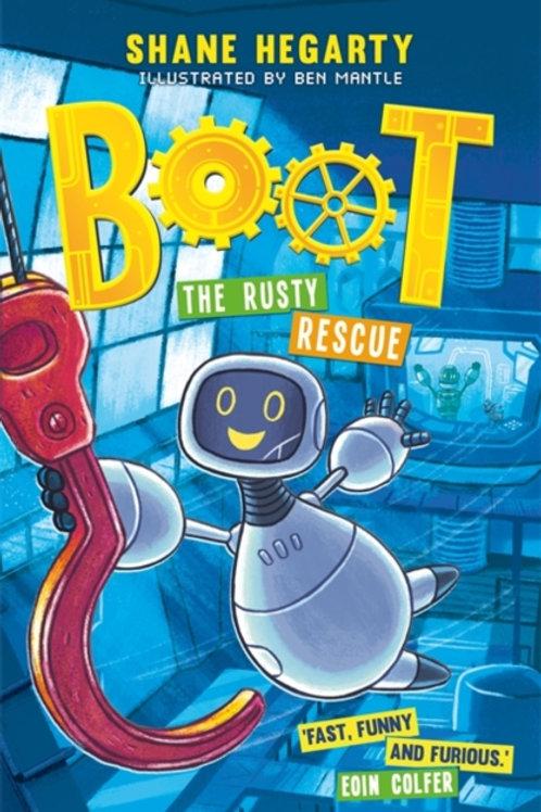 BOOT: The Rusty Rescue : Book 2