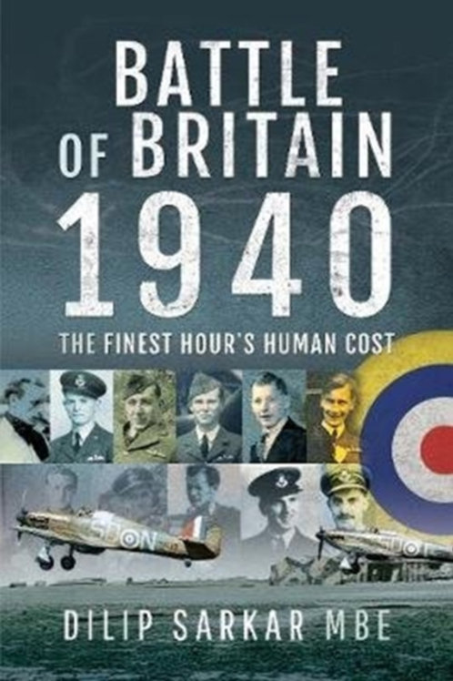 Battle of Britain, 1940 : The Finest Hour's Human Cost
