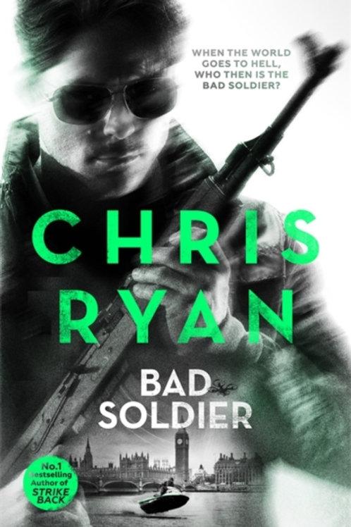 Bad Soldier : Danny Black Thriller 4