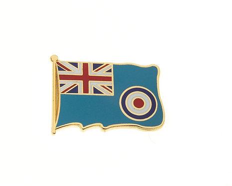 RAF Ensign Tie / Lapel Pin