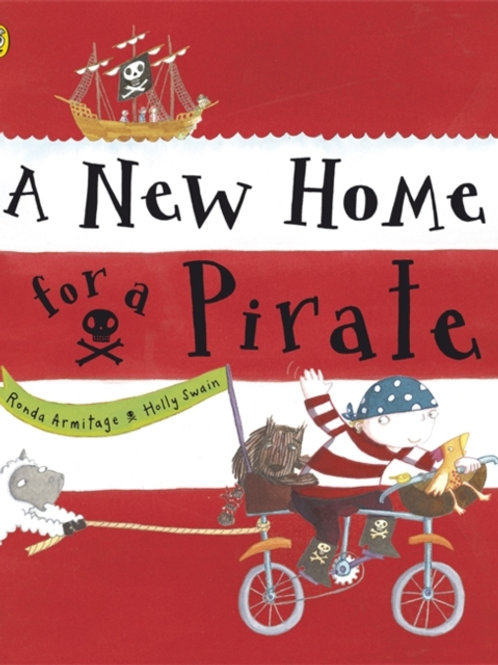 A New Home for a Pirate