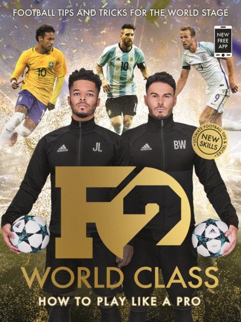 F2: World Class : New Book, New Skills! (Skills Book 3)