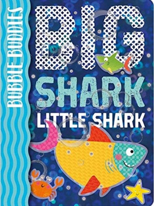 Bubble Buddies: Big Shark Little Shark