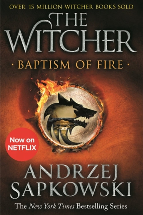 Baptism of Fire : Witcher 3 - Now a major Netflix show