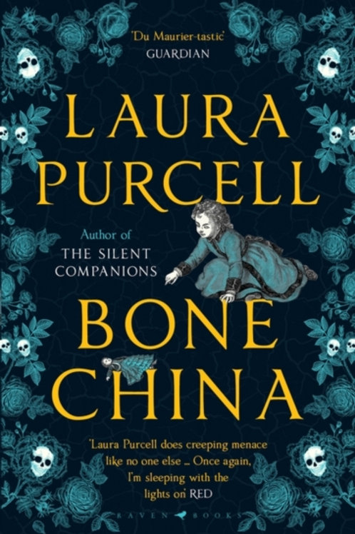 Bone China : A wonderfully atmospheric tale for winter reading