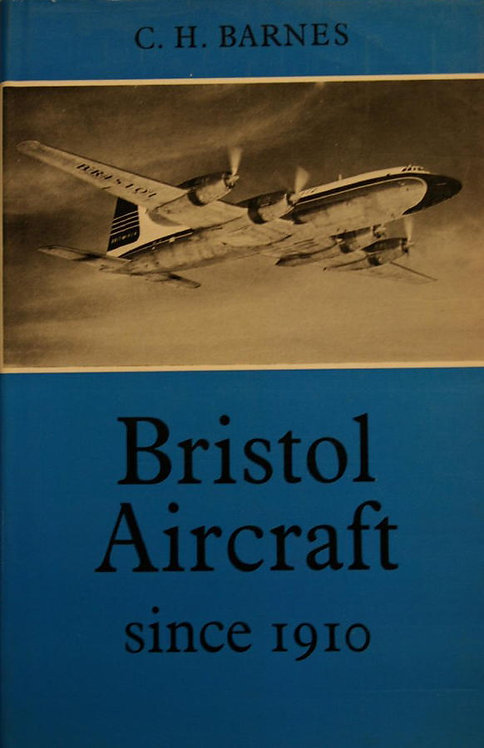 Bristol Aircraft Since 1910