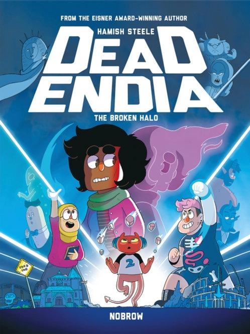 DeadEndia: The Broken Halo