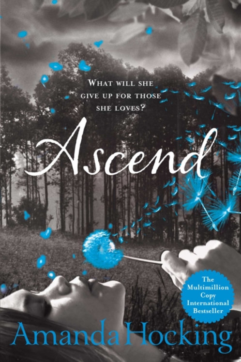 Ascend : Book Three in the Trylle Trilogy