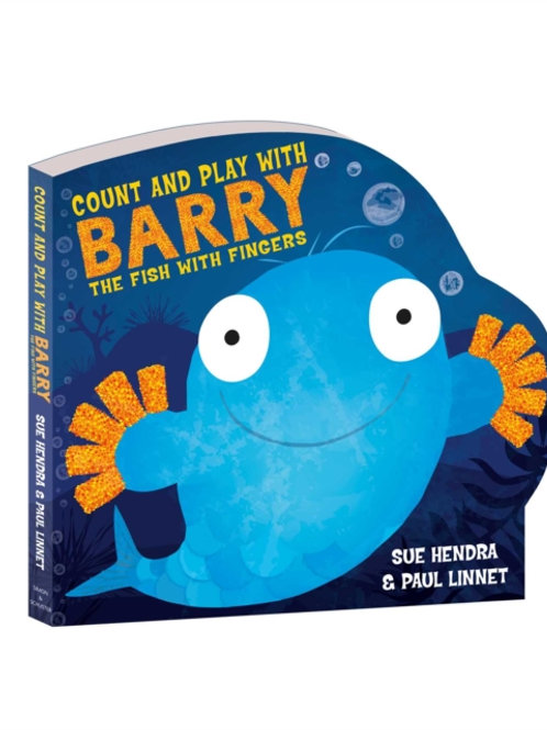 Count and Play with Barry the Fish with Fingers