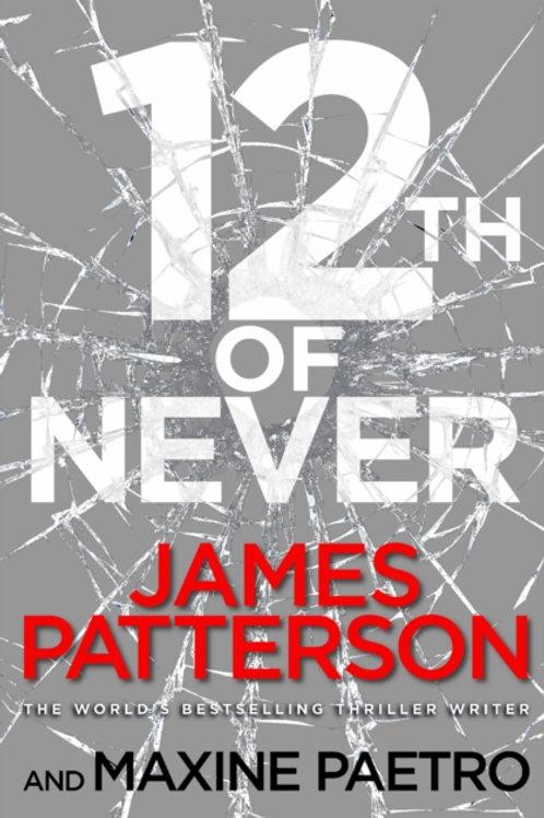 12th of Never : A serial killer awakes... (Women's Murder Club 12)