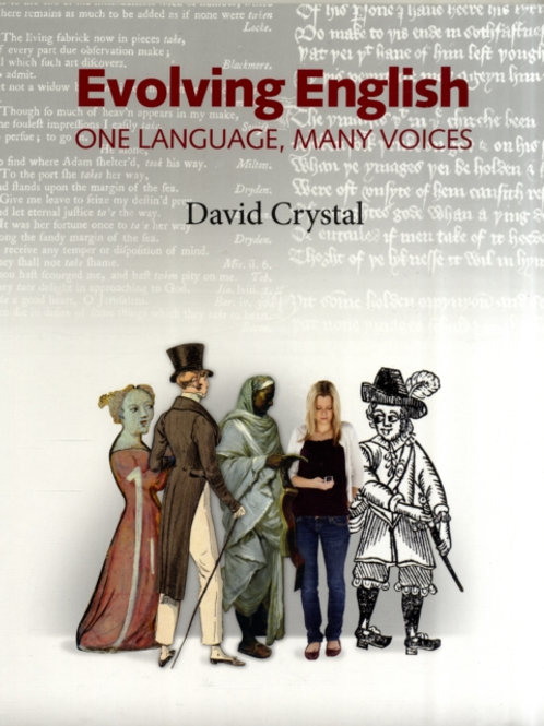 Evolving English : One Language, Many Voices