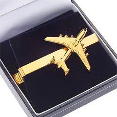 Antonov An225 Tiebar / Clip Gold Plated