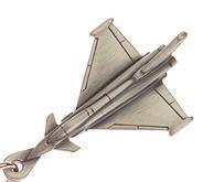 Eurofighter Typhoon Keyring