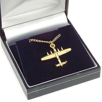 Lancaster Pendant Gold Plated