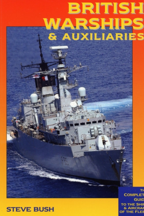 British Warships and Auxiliaries