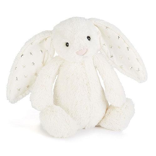 Jellycat Bashful Twinkle Bunny (Small)