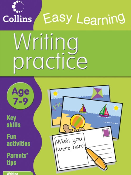 Easy Learning : Writing Age 7-9