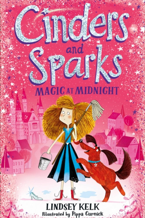 Cinders and Sparks: Magic at Midnight : 1