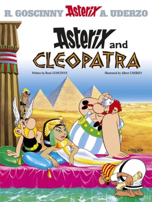 Asterix: Asterix and Cleopatra : Album 6