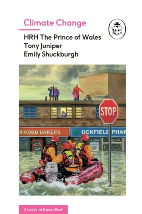 Climate Change (A Ladybird Expert Book)