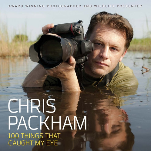 Chris Packham - 100 Things That Caught My Eye