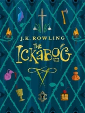 ICKABOG by JK Rowling First Edition
