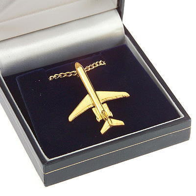DC-9 Pendant Gold Plated