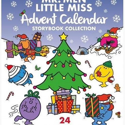 Mr. Men Little Miss Advent Calendar by Adam Hargreaves