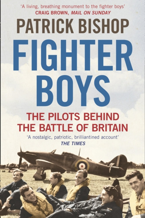 Fighter Boys : Saving Britain 1940