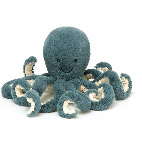 Jellycat Odell Octopus (Small)