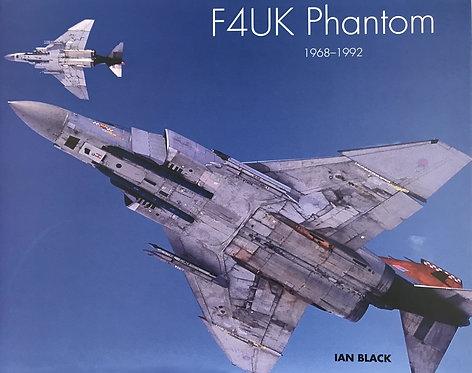 F4UK Phantom 1968-1992, Ian Black